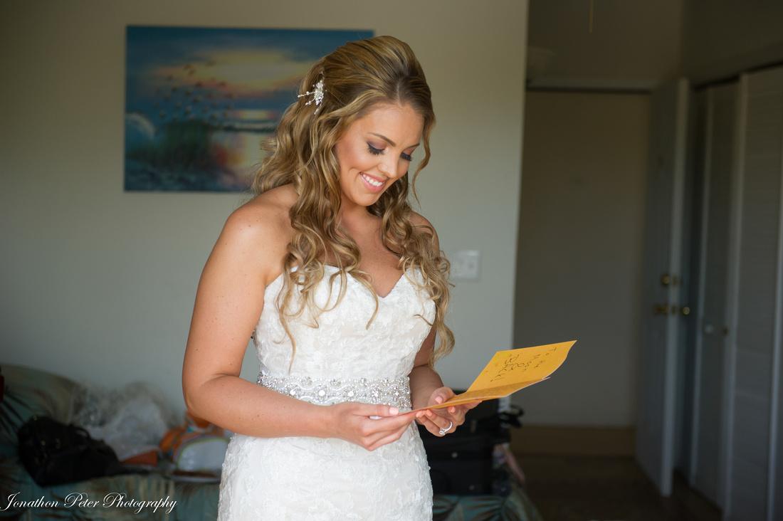 Larae and ian wedding